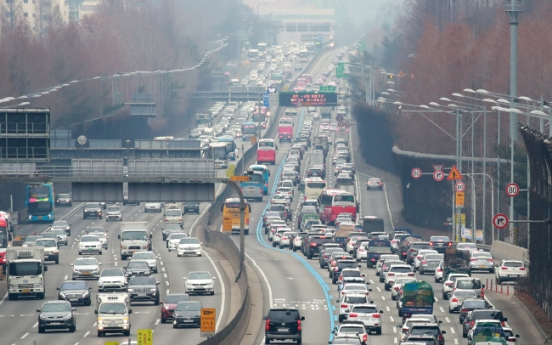 No more holiday traffic jam? Korean tech giants introduce traffic predictions