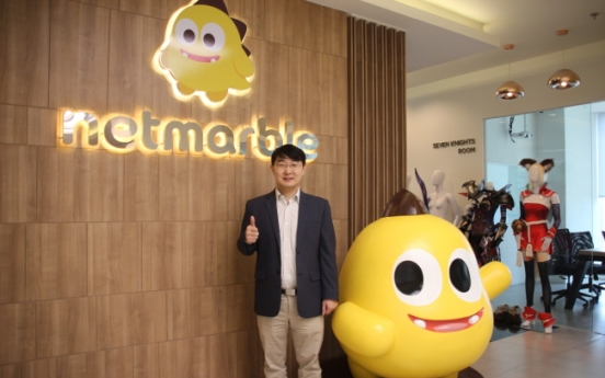 [Herald Interview] Netmarble eyes growing business in Thailand