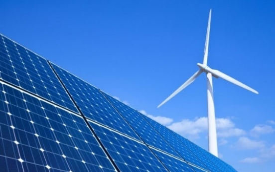 [Going Renewable (1)] Korea steps in right direction for renewable energy, but challenges await