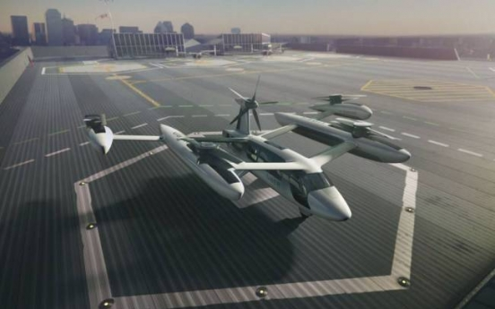 [Weekender] How soon will flying taxis arrive here?