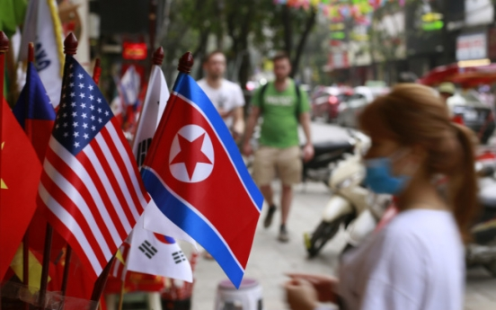 US, N. Korean envoys agree to meet again before summit