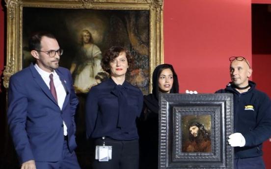 Louvre Abu Dhabi introduces Rembrandt, Vermeer