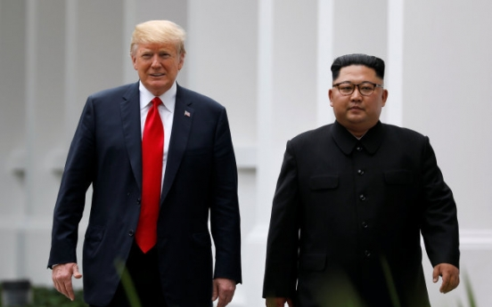 6 in 10 S. Koreans positive on US-NK summit: poll