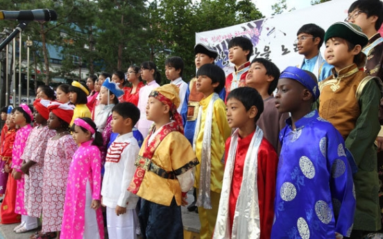 [Multicultural Korea] Military changing to embrace diversity