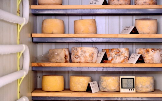 [Weekender] 'Freshness differentiates artisanal cheese'
