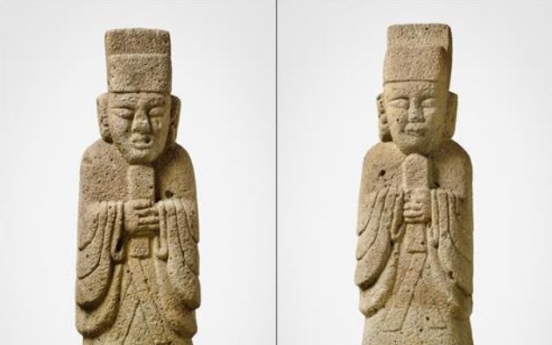 German museum to repatriate pair of Joseon era statues to Korea