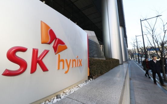 SK hynix to invest W120tr in 4 chip plants in Yongin