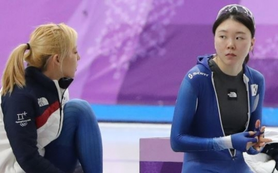 Speed skater stands by harassment allegations against ex-teammate, claims to have evidence
