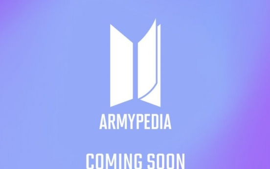 BTS launches online archive 'Armypedia' to reach out to fans