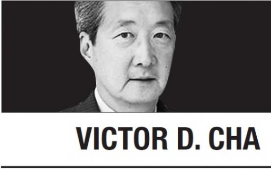 [Victor D. Cha] Human rights key to North Korea deal