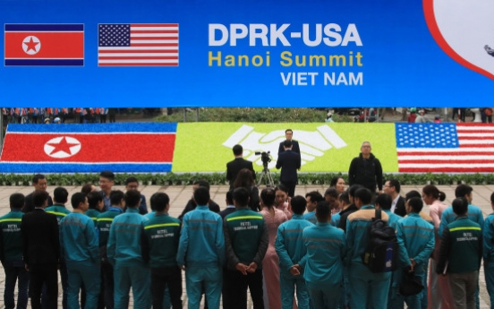 US, NK head into 2nd summit with hopes for concrete results