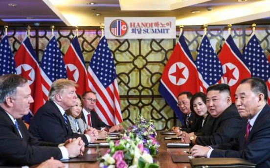 No agreement at Trump, Kim summit in Vietnam - White House
