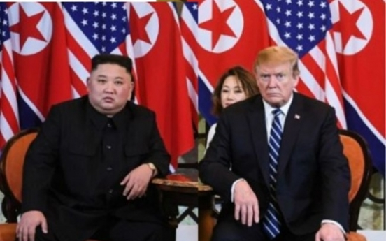 US-NK summit falls apart over NK demands for lifting of all sanctions