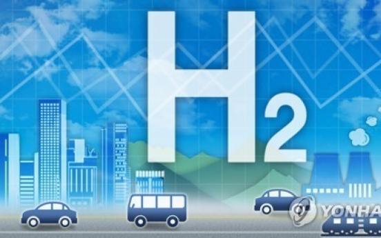 Oil refiners appear passive toward government's hydrogen drive
