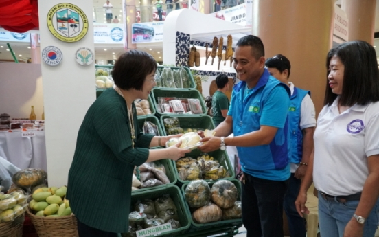 KOICA donates food terminal to upland Filipino farmers