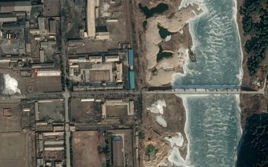 Where is NK's covert uranium enrichment site?