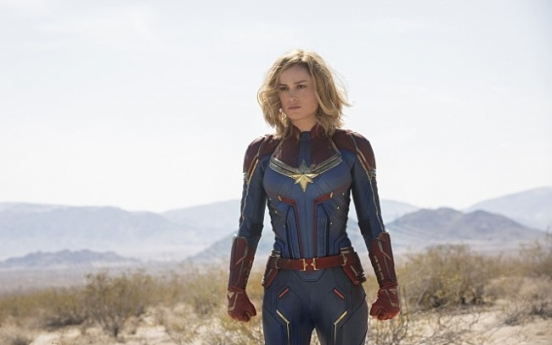[Herald Review] 'Captain Marvel' is both significant and fun, but there's room for improvement