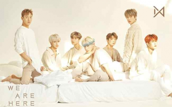 Monsta X to perform in US music festival