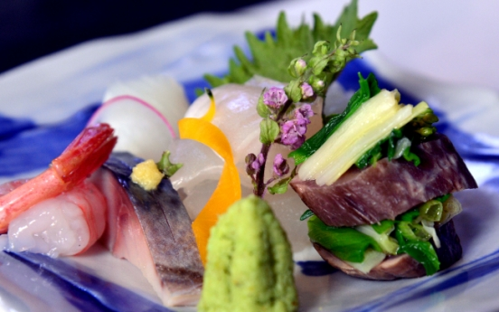 Affordable kaiseki-style eats at Sazanka