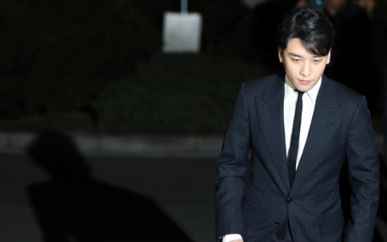 Seungri retires amid sex, drug, corruption scandal