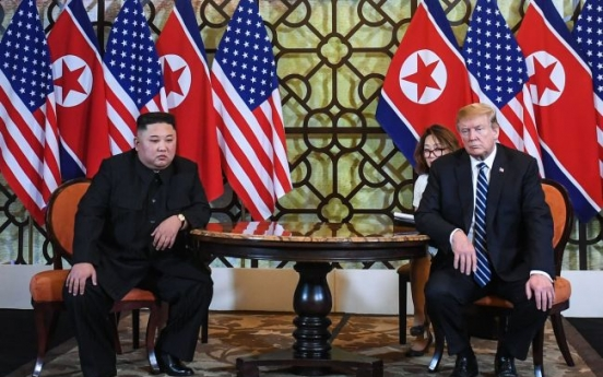 Seoul's mediator role in US-NK relations at critical juncture