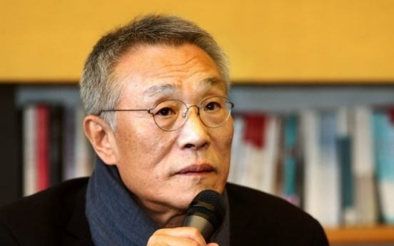 Korean writer on long list for Man Booker Int'l Prize
