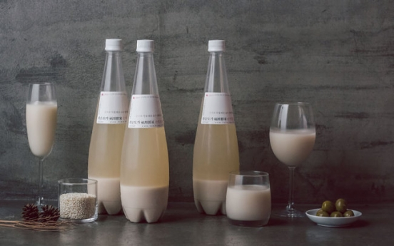 Traditional Korean booze receives hip makeover