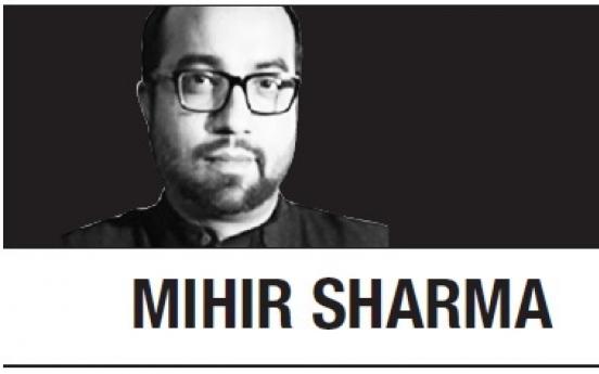 [Mihir Sharma] Green New Deal isn't global enough
