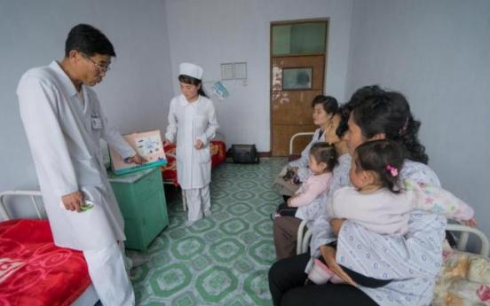 Sanctions hinder humanitarian efforts in North Korea