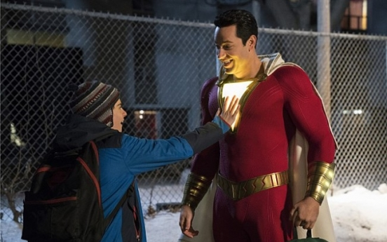Zachary Levi 'grateful' to be off MCU and onto 'Shazam!'