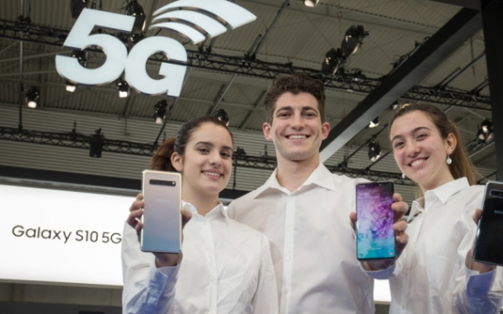 Samsung to launch world's first 5G smartphone on April 5
