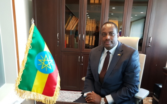[Diplomatic circuit] Ethiopia's peacemaking effort with Eritrea resembles Korea's initiative