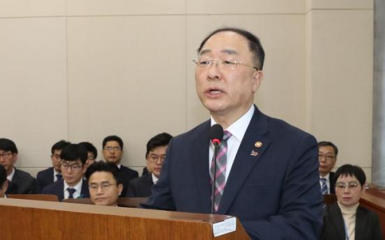 S. Korea's budget to surpass W500tr next year amid sluggish growth