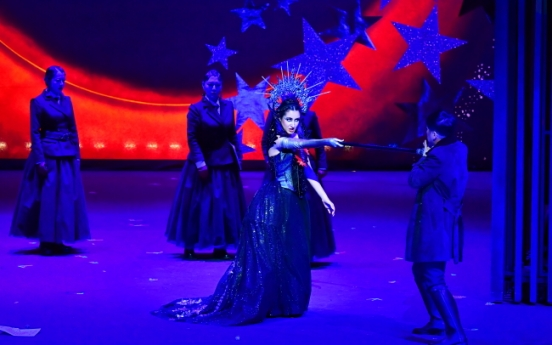 Korea National Opera to cast spell with 'Magic Flute'