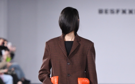 Out of rookie league, designers debut big on Seoul runway