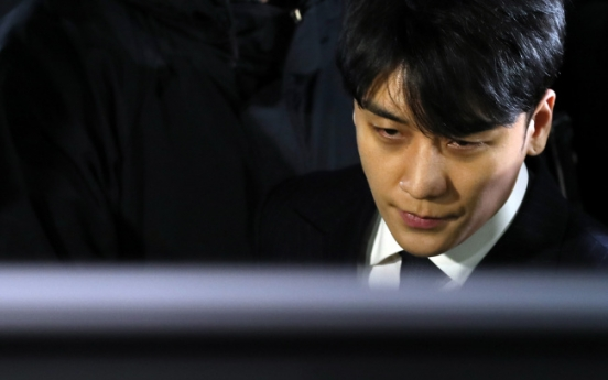 Seungri involved in spycam scandal: police