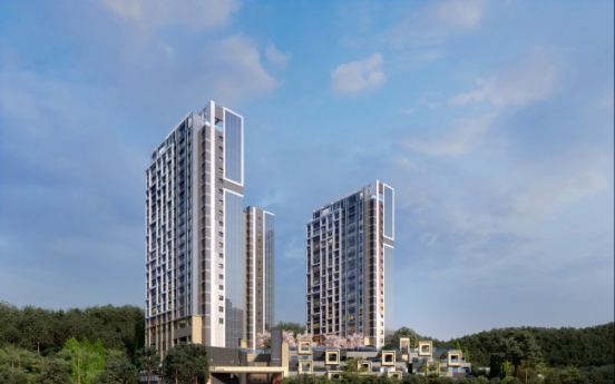 Hyundai E&C opens luxurious apartment complexes in Pangyo