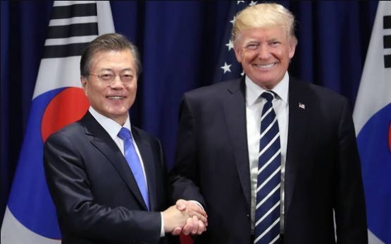 Moon to meet Trump on April 11