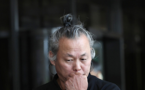Director Kim Ki-duk lodges w1b damages suit against actress, broadcaster