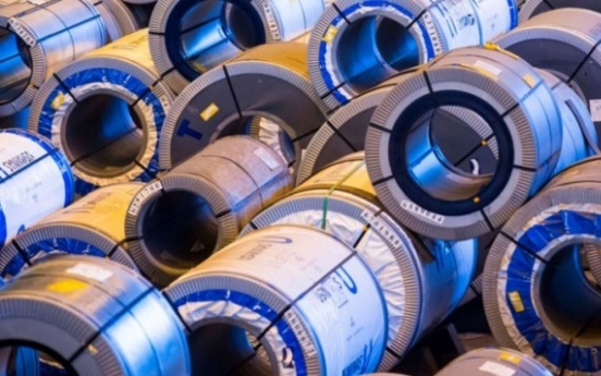 Supply glut, tariffs weigh on Korean steelmakers