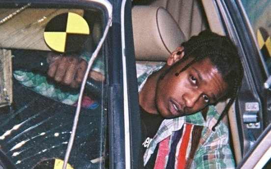 ASAP Rocky to hit Seoul for concert Friday