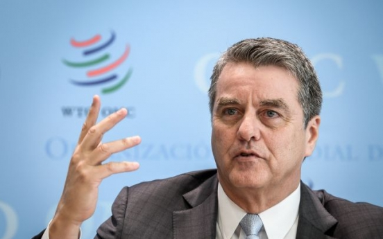 Global tensions to force trade slowdown in 2019: WTO