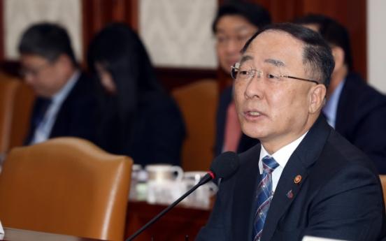 Govt to submit extra budget bill to curb fine dust, sluggish market