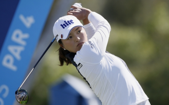 S. Korean Ko Jin-young captures 1st career LPGA major