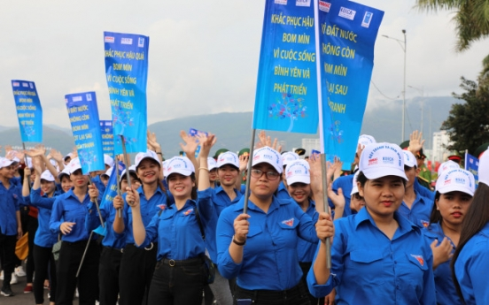 [Diplomatic circuit] KOICA supports removal of land mines, unexploded bombs in Vietnam