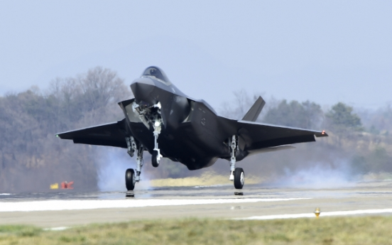 Pyongyang denounces Seoul's introduction of stealth fighters as breach of military pact