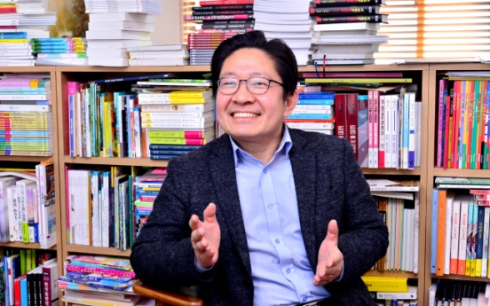 [Herald Interview] The agent behind Korea's global literary growth