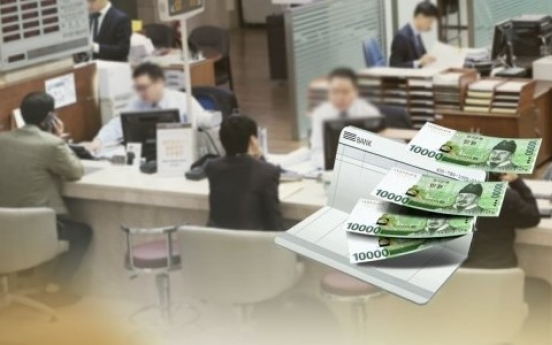 Savings deposits above W1b rise at record pace