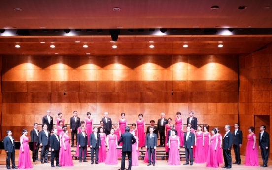 Grey Youth Choir to perform on Carnegie Hall main stage