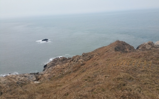 Journeying across scattered islands off Taean